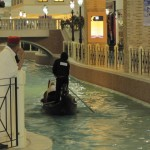 Villagio Mall Gondolier